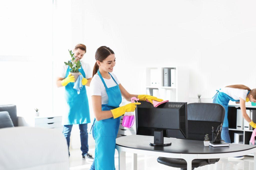 cennik sprzątanie biur